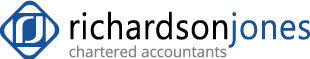 Richardson Jones Chartered Accountants Logo